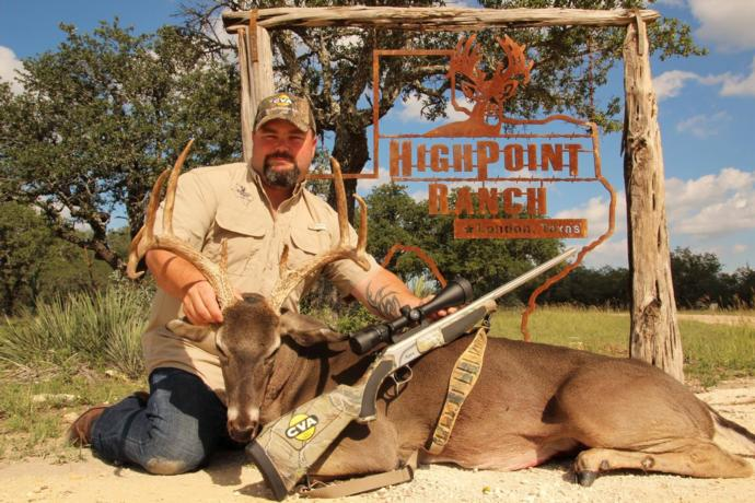Trophy Whitetail Guided Hunts